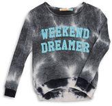 Vintage Havana Girls 7-16 Weekend Dreamer Pullover