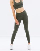 Calvin Klein High Waist Foldover Leggings