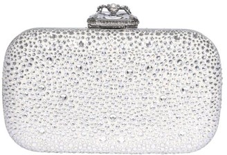 Alexander McQueen Spider Box Clutch Bag