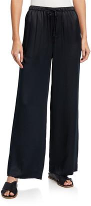 Vince Satin Pajama Pants
