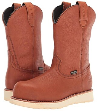 Irish Setter Wingshooter ST (Safety Toe) Pull On Boot (Brown) Men's Shoes