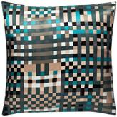 Baker Printed Silk Pillow