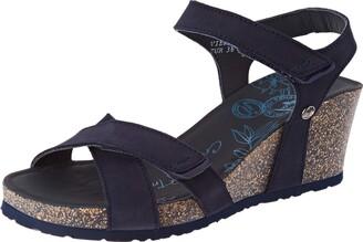 Panama Jack Women's Vieri Basics Ankle Strap Sandals