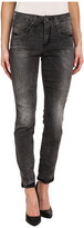 Miraclebody Jeans Rikki Distressedd Skinny Jeans in Ashville Grey