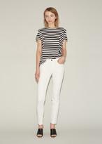 Proenza Schouler White Skinny Stretch Jean