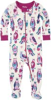 Hatley Infant Footed Coverall - Happy Owls