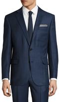 Brooks Brothers Regent Plaid Wool Sportcoat