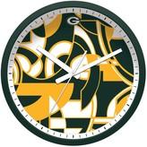 Green Bay Packers Modern Wall Clock