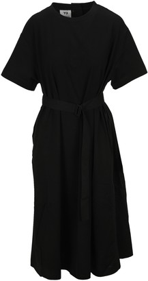 Y-3 Tailored T-Shirt Dress