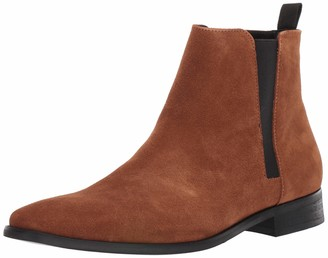 Calvin Klein Men's Rusty Ankle Boot