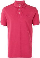 Hackett classic polo top - men - Cotton/Spandex/Elastane - L