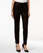 Alfani Metallic Printed Pants, Only at Macy's