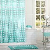 Peyton Shower Curtain, Pool