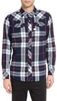 G Star 'Tacoma' Extra Slim Fit Plaid Flannel Shirt