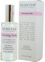 Demeter by for Men and Women: FLOWERING TONKA COLOGNE SPRAY 4 OZ