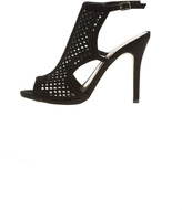 Madden-Girl Regall Ankle Strap Heel