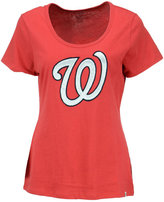 '47 Women's Washington Nationals Relaxed Knockout T-Shirt