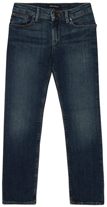 Emporio Armani Kids Slim-fit jeans