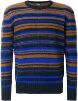 Drumohr striped jumper
