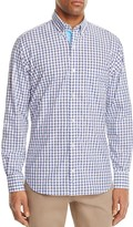 Tailorbyrd Akaka Falls Check Classic Fit Button-Down Shirt