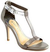 Gianni Bini Janice T-Strap Sandals