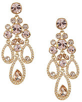 Givenchy Silk Chandelier Statement Earrings