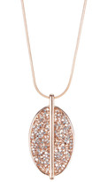Kenneth Cole New York Pave Pendent Necklace