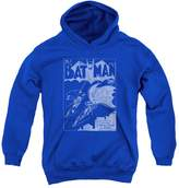 Batman DC Comics Issue 1 Cover with Robin Big Boys Youth Pull-Over Hoodie