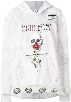 Alchemist Truckin hoodie