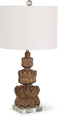REGINA ANDREW Ravi Table Lamp - Brown