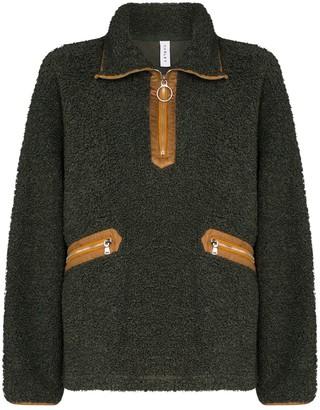 Varley Spencer pullover fleece