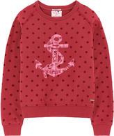 Scotch & Soda Dotted sweatshirt