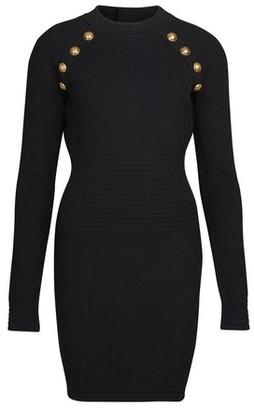 Balmain Buttoned dress
