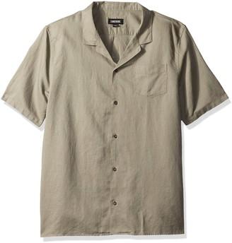 Zanerobe Men's Rise-Camper Box Ss Shirt