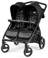 Peg Perego Book for Two Double Stroller in Onyx Black