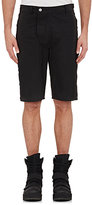 Hood by Air MEN'S TRACK SHORTS-BLACK SIZE L