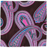 Prada Silk Printed Pocket Square