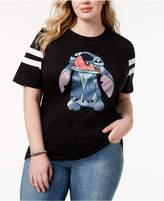 Disney Plus Size Stitch Graphic T-Shirt
