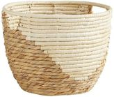 Pier 1 Imports Mila Natural Wicker Round Basket