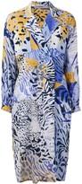 Jean Louis Scherrer Pre Owned leopard print jacket