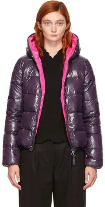 Duvetica Purple Down Thia Jacket