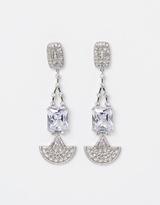 Samantha Wills SW Bridal - Femme Fatale Crystal Earrings
