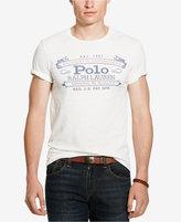 Polo Ralph Lauren Men's Custom-Fit Graphic T-Shirt