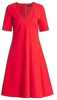Piazza Sempione Women's Asymmetric A-Line Dress
