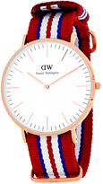 Daniel Wellington Classic Exceter Collection 0112DW Men's Analog Watch