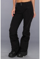 Patagonia Slim Insulated Powder Bowl Pants (Black) - Apparel