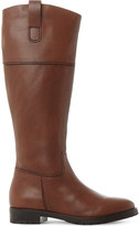 Dune Timi zip-up leather riding boots