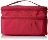 Baggallini Small Train Case APP Cosmetic Bag
