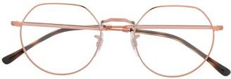 Ray-Ban Geometric Frame Glasses