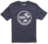 Vans Boys 2016 VTCS Dual Palm Fill T-Shirt